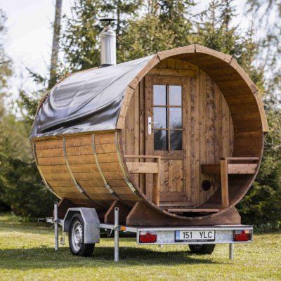 Sauna rent